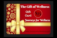 The Gift of Wellness $75 Gift Card
